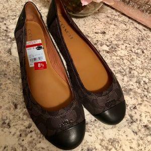 Coach Chelsea Shoes Size 8.5